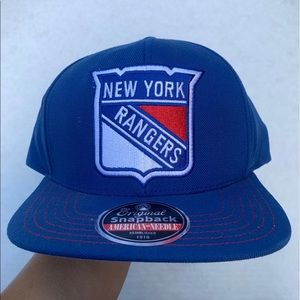 New York Ranger Snapback by American Needle